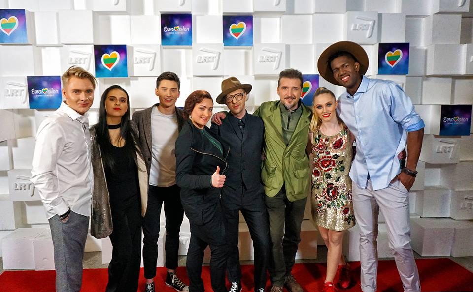 """2017 metų nacionalinėje """"Eurovizijos"""" atrankoje debiutavo ir magijos teatro DiArchy duetas Arvydas bei Diana Gaičiūnai"""