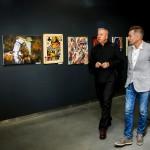 My personal exhibition at the Šiauliai Arena, Šiauliai, Lithuania. 2019 10 30.